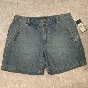 Lauren Ralph Lauren Denim Shorts